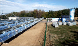 KW47 | Off-grid concentrating solar power demonstration project completed in France - SolarServer