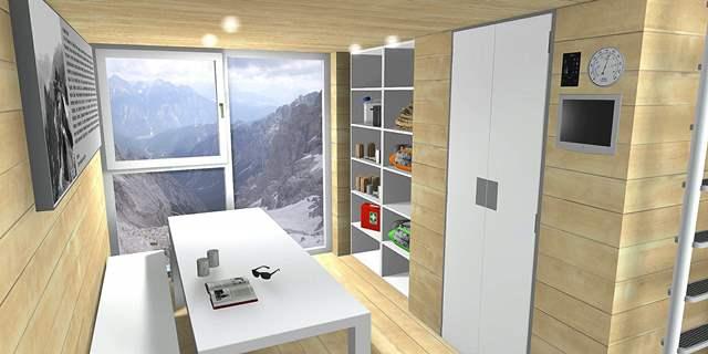 Indoor layout